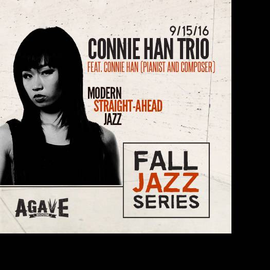 Fall Jazz Series Featuring Connie Han Trio