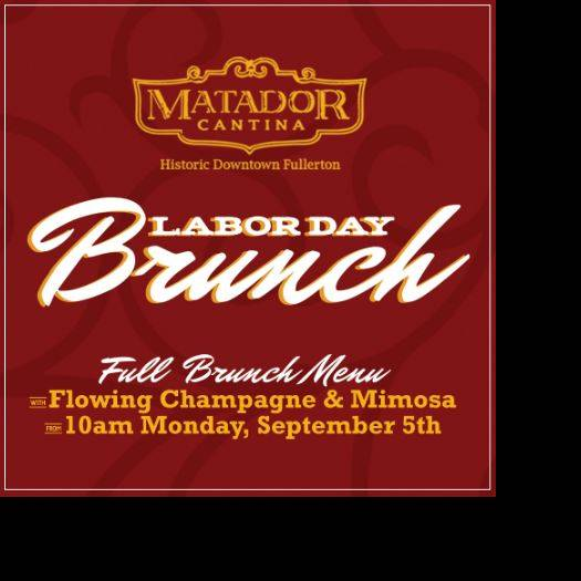 Open Labor Day for Brunch